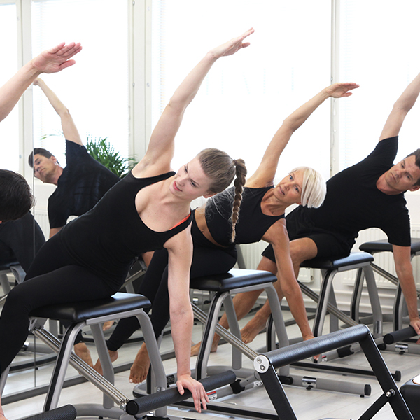 Pilates Chair -workshop